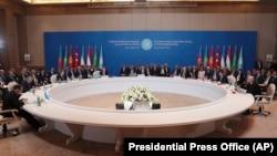 Ադրբեջան - Թյուրքական խորհրդի նիստը Բաքվում, 15-ը հոկտեմբերի, 2019թ․