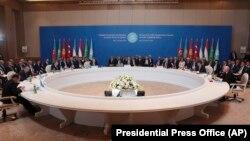 Шӯрои туркӣ, моҳи октябри соли 2019