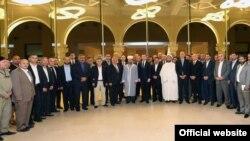 პრემიერ-მინისტრმა ირაკლი ღარიბაშვილმა საქართველოს მუსლიმთა თემს იფთარზე უმასპინძლა