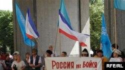 Крым хочет быть «территорией без НАТО»