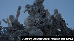 В Казани появились скульптуры с Лениным и Сталиным — но коммунисты вряд ли останутся довольны