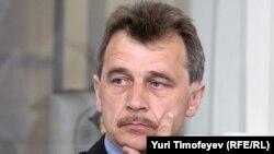 Анатолий Лебедько отпущен из следственного изолятора КГБ в Минске (Архивное фото)