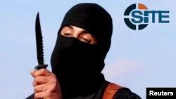 «Ջիհադի Ջոնը» պատանդների գլխատումը պատկերող տեսանյութում, արխիվ