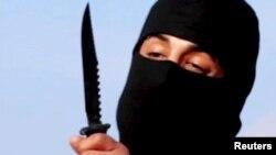 جان جهادی در یکی از ویدئوها