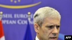 Presidenti i Serbisë Boris Tadiq