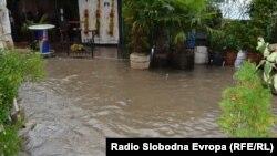 Поплава во Охрид.