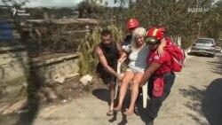 У Греції зросла кількість виявлених жертв пожеж на приморських курортах