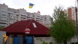 Гомель: на дом актывіста напалі з-за ўкраінскага сьцяга