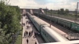 Железнодорожный вокзал перешел на местное время