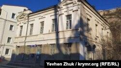 Здание бывшего полицейского участка в Балаклаве