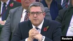 Kreu iagjencisë britanike të intelegjencës, MI5, AndrewParker