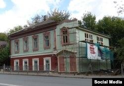 Дом 78 на улице Волкова - после восстановления (фото Юрия Балашова)