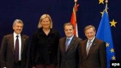 Лидеры стран ЕС должны дать добро на подготовку энергетического соглашения с Россией