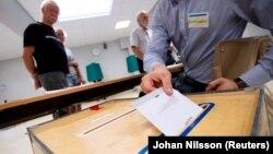 Ընտրությունները Շվեդիայում, 9-ը սեպտեմբերի, 2018թ․
