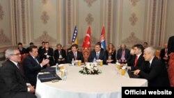 Делегација на Турција, Србија и БиХ