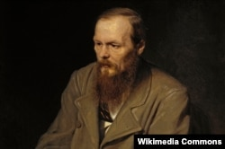 Портрет письменника Федора Достоєвського, 1872 рік