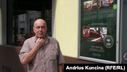 Власник готелю в Остраві Томаш Крчмарж