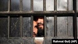 Желалабад абагындагы «Талибандын» тарапташтары.