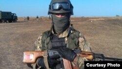 Іван Стасюк наўсходзе Ўкраіны ўжніўні 2014 году