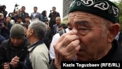 Опозициски протести во во главниот град на Казахстан, Алмати.