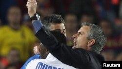 Жозе Моуриньо - Реал Мадриддин машыктыруучусу