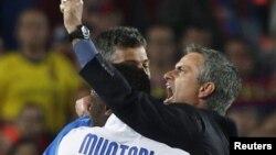 Trajneri i Chelsea-t, Jose Mourinho.