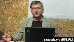 Старшыня ГА «БАЖ» Андрэй Бастунец