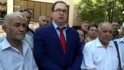 В ходе судебного следствия вина Чийгоза доказана не была – адвокат (видео)