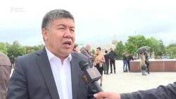 Шыкмаматов: Президент уран боюнча үн катса керек