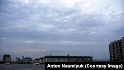 Так сейчас выглядит площадь Минутка в Грозном