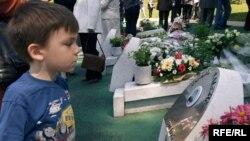 Na 15. godišnjicu masakra na Kapiji, 25. maj 2010. Foto: Maja Nikolić