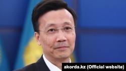Посол Китая в Казахстане Чжан Сяо. Архивное фото.