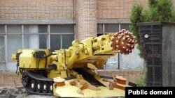 Подібними механізмами мають «заселити» музей «Український техноленд». (Фото з сайту Донецького національного технічного унверситету)
