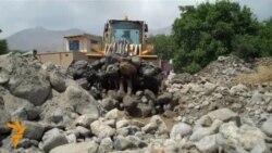 Flash Floods Cause Deaths, Damage Near Kabul