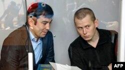 Євген Єрофеєв (л) і Олександр Александров