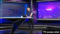 Георгий Габуния Владимир Путинди сөккөн эфир. 7-июль, 2019-жыл.