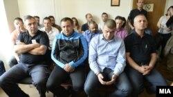 Архивска фотографија.Во Кривичен суд им се суди на деветтемина обвинети за насилствата во Собрание на 27 април.