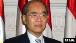 المدير العام لليونسكو كويشيرو ماتسورا