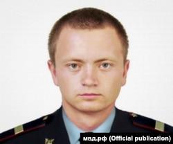 Владимир Горский, погибший при нападении на церковь Архангела Михаила в Грозном