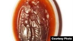 "Экспонат выставки ""Мир в миниатюре"" в музее имени Пушкина"