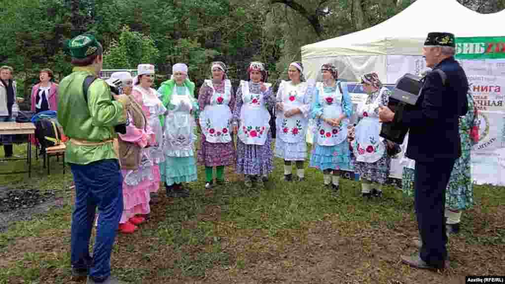 Татарстанның Тукай районы үзешчәннәре