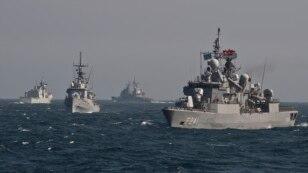 Exerciții NATO în apropiere de Constanța