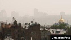 Димова завіса над Києвом, 2 серпня 2010 року