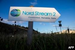Gazoductul Nord Stream aduce gazul rusesc în vestul Europei