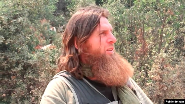 Junud al-Sham is led by the veteran ethnic Chechen militant Muslim al-Shishani (Murad Margoshvili) from Georgia's Pankisi Gorge, who fought alongside Arab foreign fighters in Chechnya. But not IS.