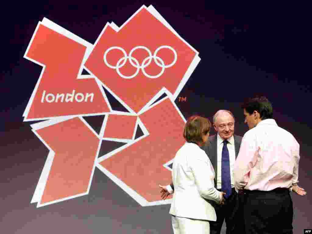 2012 елгы Лондон Олимпия уеннары тамгасы