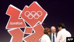 Официальный логотип Олимпиады в Лондоне
