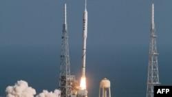 Lansiranje NASA raketa Ares 1-X, 2009