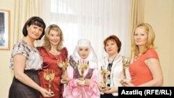 Җиңүче татар укытучылары
