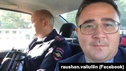 Раушан Валиуллин после задержания в сентябре 2018 года